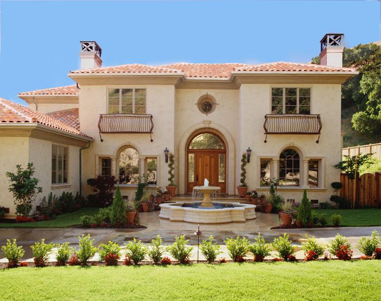 Dominguez design associates custom homes addition remodel for Custom home addition